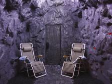 шунгитовая пещера