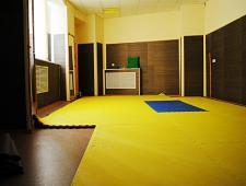 зал для занятий 33 кв.м.